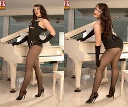 Caroline Pierce - Thick Thighs, Big Ass, Fucked Pussy