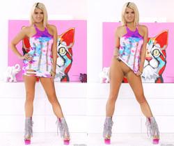 Layla Price - Gaping Layla's Vulgar Anal Training