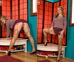 Kelly Leigh - Serious Panty Offense - Leg Sex