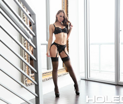 Aidra Fox - Anal Toying - Holed