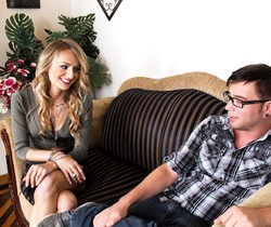 Dane Cross & Natasha Starr - Mommy Blows Best