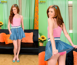 Elle Alexandra - Ginger Flattie - 18eighteen