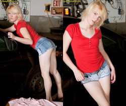 Lila Rose - Young Love - Naughty Mag