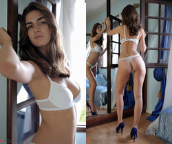 Charlotta - The Blue Bedroom - Girlfolio