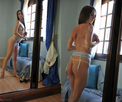 Leyla Morgan - Up Close And Personal - Girlfolio