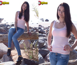 Olivia - Shoreside Slit - 18eighteen
