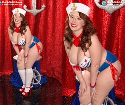 Felicia Clover - Red, White & Nude - ScoreLand