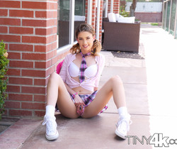 Kristen Scott - Back To School - Tiny 4K