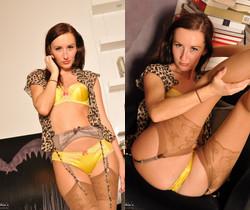 Sophia Smith - Yellow - Sophia's Sexy Legwear