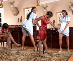 Stacy Adams, Jade Skye - Mocha Mistress And Servant