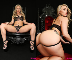 AJ Applegate Ass Fucked By Mandingo - Arch Angel