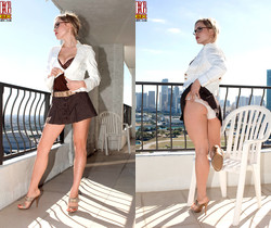 Ivana Bianchi - Mistress Of Your Cock - Leg Sex