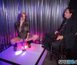 Anna Bell Peaks Hot Stripper - Spizoo