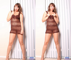 Lousia Lanewood - Crochet Dress - SpunkyAngels