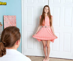 Alex Mae - Flat & Juicy - 18eighteen