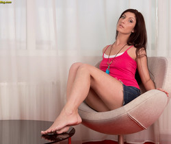 Suzanna - A Stimulus Package! - Naughty Mag