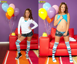 Gigi Rivera - Birthday Surprise - 18eighteen