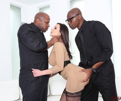 Kendra Lust Interracial Threeway - Arch Angel