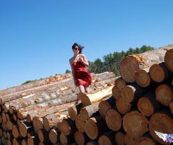 Sabrina - Got Wood - SpunkyAngels