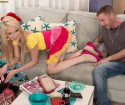 Tiffany Fox - She'll Try Anything Once - Naughty Mag