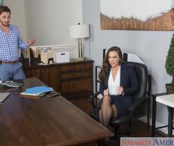 Abigail Mac - Naughty Office