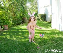 Lena Paul - Easter Bunny Hunny - POVd