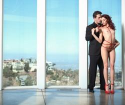 Manuel Ferrara & Ashlyn Molloy - Erotica X