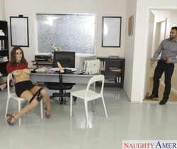 Ashley Adams - Naughty Office