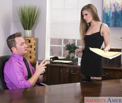 Sydney Cole - Naughty Office