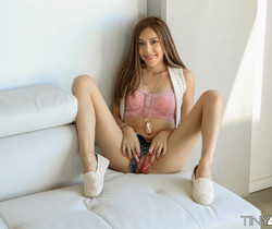 Kristina Bell - A Little Cotton Candy - Tiny 4K