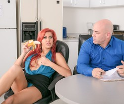 Savana Styles - Big Tit Office Chicks #02