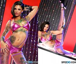 Bonnie Ultimate Stripper - Bonnie Rotten - Spizoo