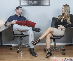 Nicole Aniston - Naughty Office