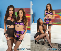 Jessica Loves Chloe - Jessica Jaymes, Chloe Amour - Spizoo