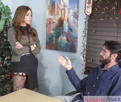 Ariella Ferrera - Naughty Office
