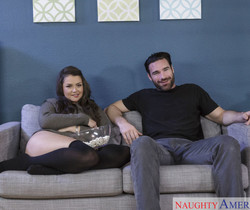 Allie Haze - Neighbor Affair