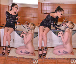 A Dog's Life - Submissive BDSM Humiliation & Spanking