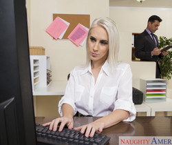 Cadence Lux - Naughty Office