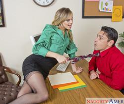 Jillian Janson - Naughty Office