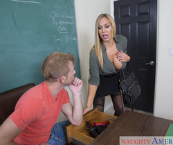 Olivia Austin - My First Sex Teacher