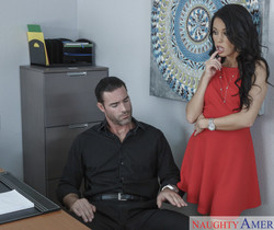 Megan Rain - Naughty Office