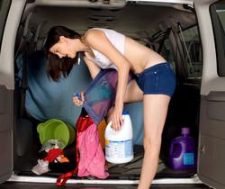 Molly Madison - Backseat Banging - 18eighteen