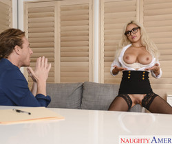 Kylie Page - Naughty Office