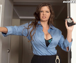 June Summers - Busted - ScoreLand