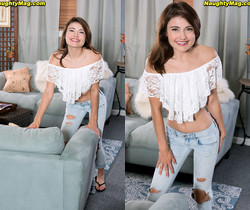 Adria - Netflix And Chill - Naughty Mag