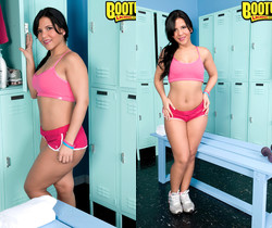 Rose Lane - Asscercise - Bootylicious Mag