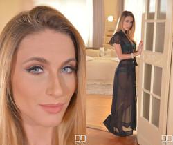 Beautiful Blondes Boudoir Shoot - Her Fingering Fantasy