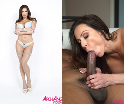 MILF Kendra Lust BBC Interracial Slamming - Arch Angel
