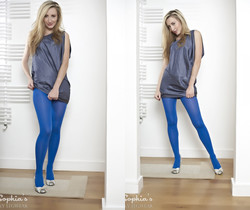 Sophia Smith - Disco Diva - Sophia's Sexy Legwear