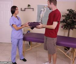 Orgasm Control with Jade Jantzen - Mean Massage